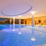 Indoor Pool Carolea Spa The Kempinski Hotel Adriatic