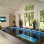 Lovely Luxury The Indoor Pool Spa