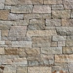 Natural Stone Veneer Colonial Tan Ashlar