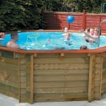 Pools The Trusted Company Supply Your Wooden Swimming Pool