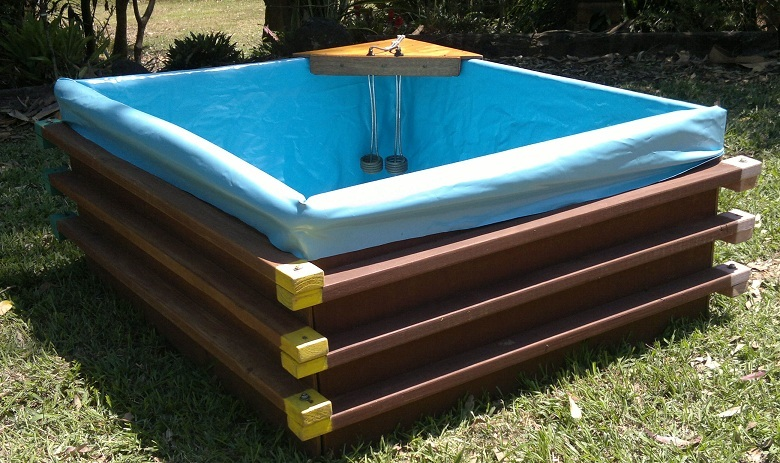 Small Wooden Pool Jpg