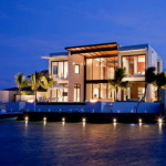 Enchanting Digital Imagery Above Section Beautiful Beach Houses