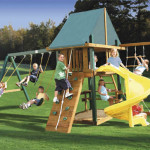Safety Tips For Backyard Playground Decoration