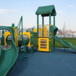 Small Safe Enclosed And Quiet Playgrounds