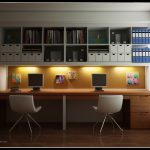Cool Modern Home Office Design Offices And