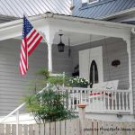 Hanging Light Fixtures Designs For Wooden Front Porch Home Interior