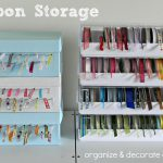 How About Wrapping Ribbon Securing Small Clothespin And