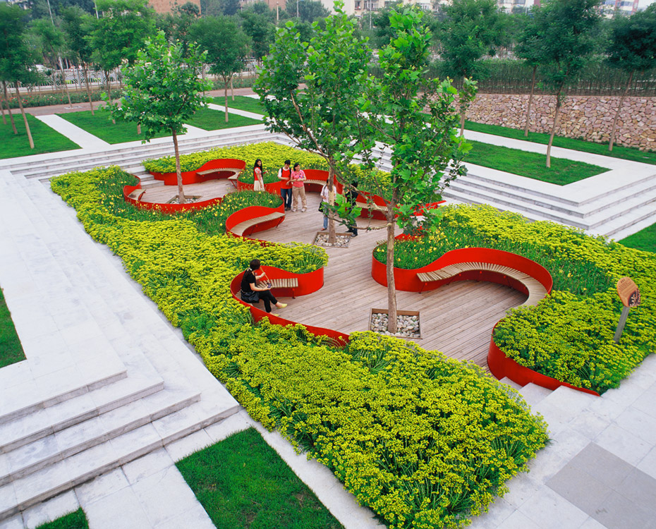 Turenscape Landscape Architecture Works