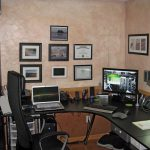Modern Office Design For Small Home Office 07 Complete