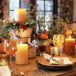 Awesome Kids Thanksgiving Table