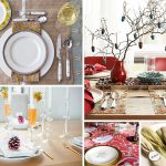 Stylish Thanksgiving Table Setting