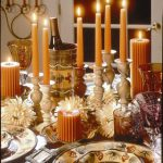 Top Thanksgiving Table Setting