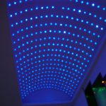 Aliexpress Buy Pcs Small Star Decorate Waterproof Rgb Led Light Ceiling