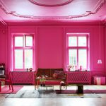 Amazing Pink Living Room Interior Design Ideas Https