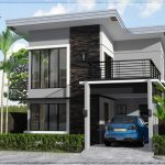 Amazing Small House Exterior Design Philippines Additional Home Organization