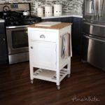 Amazing Small Kitchen Island Wheels Perfect Source