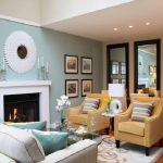 Amazing Wall Color Binations Living