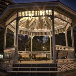 Amazingly Gorgeous Gazebo Lighting Home Design