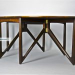 Appealing Folding Dining Table Unique Stand