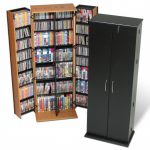 Awesome Dvd Storage Design Ideas Showcasing Simple Stylish Modern Look