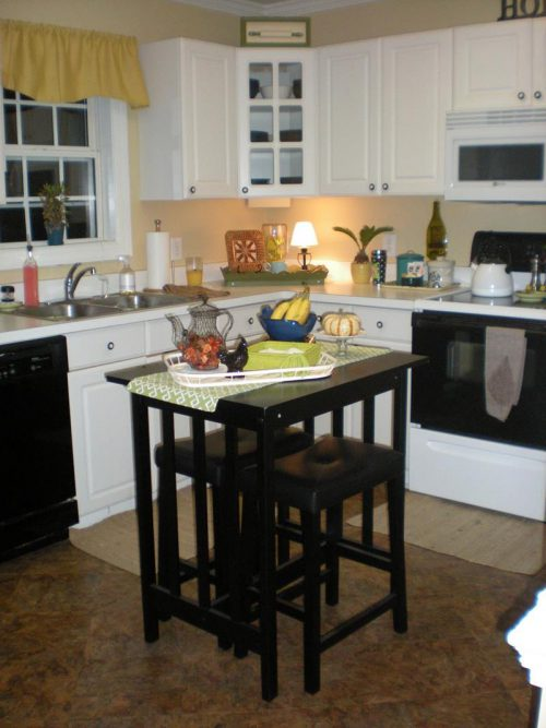 Awesome Small Kitchen Island