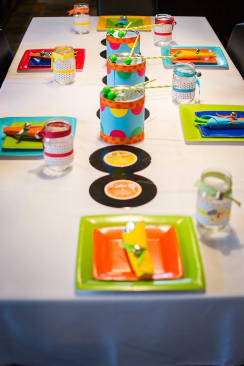 Baby Jam Musical Themed Birthday Party Via Karas Ideas Karaspartyideas