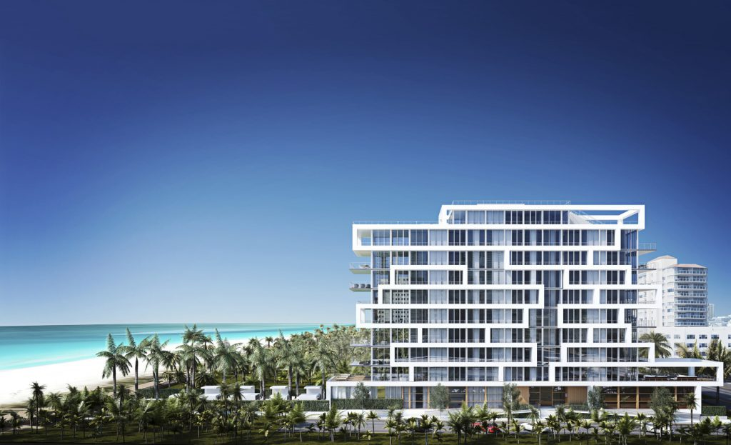 Beach House Penthouse Miami Sells
