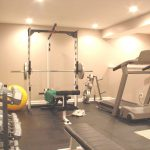Beautiful Home Gym Design Small Space Amazing House Decorating Ideas