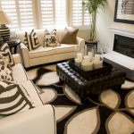 Beautiful Living Rooms Ottoman Coffee
