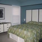 Bedroom Dark Retro Blue Color Small Paint Ideas
