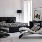Bedroom Ideas Red Black White Home
