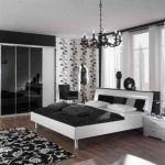 Bedroom Neutral Shade Black White Master Room Ations
