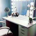 Best Corner Makeup Vanity Ideas Pinterest Dressing Table Little Girl