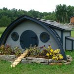 Best Hobbit Hole Chicken Coop Pinterest