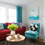 Best Red Couch Rooms Ideas Pinterest Living Room
