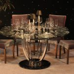 Best Round Glass Dining Table Light