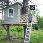 Best Simple Tree House Ideas Pinterest Diy Kids