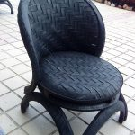 Best Tire Chairs Ideas Pinterest Tyre Diy Storage Pouf