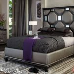 Black White Bedroom Theme Via Modern Furniture Blog Pics Black Furnituremodern
