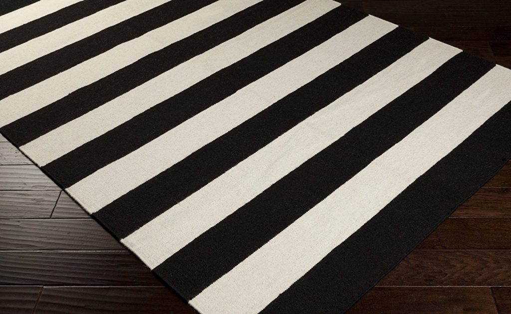 Black White Contemporary Area Rugs Best Cars