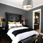Black White Master Bedroom Dream Apartment Living Room Most Incredible