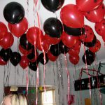Black White Red Party Decorations Pixshark Galleries
