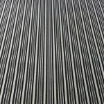 Black White Striped Carpet Champagne Stripe Colour New York