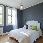 Blue Gray Bedroom Paint
