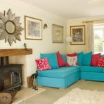 Bold Sofa Cushions Colourful Living Room Ideas Best