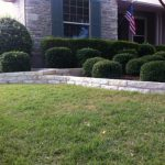 Brick Edging Flower Beds Install Ortega Lawn