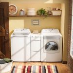Brilliantly Clever Laundry Room Design