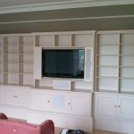 Build Wall Entertainment Units Custom Bookcases Rachael