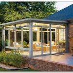 Building Small Sunroom Addition Sunrooms Home Decorating Ideas