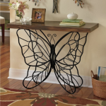 Butterfly Console Open Box Retail Furniture Toys Electronics Kitchen Decor